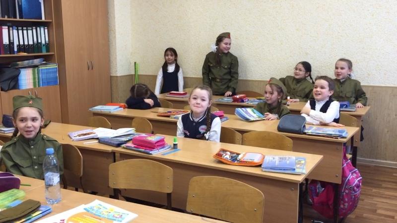 Поздравляем наших ребят)