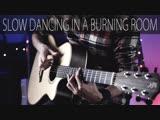 John Mayer - Slow dancing in a burning room