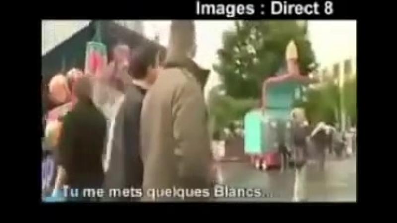 Manuel Valls, les « whites et les blancos »