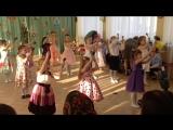 8 марта 2018 года. Группа Андрея. Танец девочек с ложками