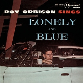 Roy Orbison альбом Sings Lonely and Blue