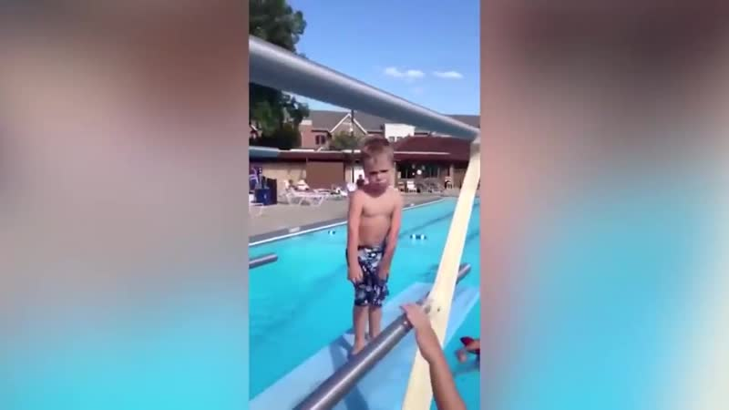 TRY NOT TO LAUGH or GRIN - Funny Kids Water Fails Compilation 2017 - Co Viners