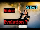 Tarja Turunen Voice Evolution or NOT (Chest Voice Development)