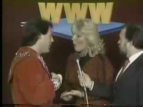 Tully Blanchard fires Baby Doll and slaps her in the face.