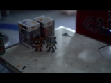 [TheBrainDit] РАСПАКОВКА КРУТЫХ И СТРАШНЫХ ИГРУШЕК FNAF