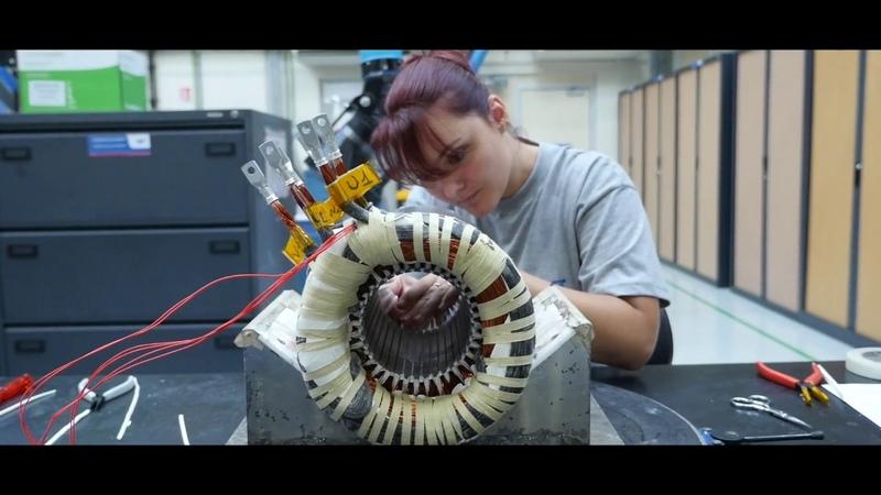 SKF Magnetic Mechatronics, l'expertise dans les paliers magnétiques