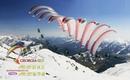 Полёт на параплане Гудаури skyatlantida