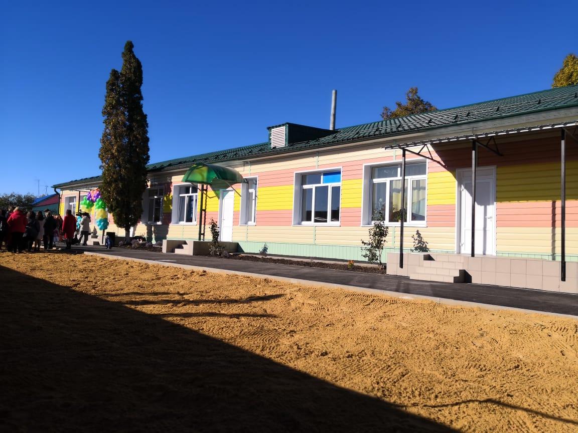 В Краснинском районе открыли обновленный детский сад — Изображение 1