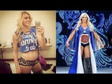 Wrestling Origins Charlotte Flair
