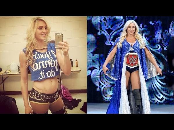 Wrestling Origins Charlotte Flair