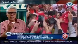 SORMANI ACUSA FLAMENGO NO CASO GUERRERO: O Flamengo está por trás desse negócio