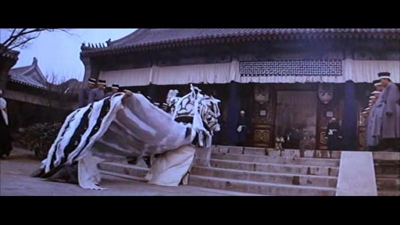 1993 - Однажды в Китае 4 / Wong Fei Hung ji sei. Wong je ji fung