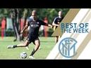 WEEKLY TRAINING | Matteo Politano's goal! | 08-12 October 2018