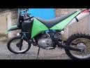 ✔️Лучший тюнинг❗️ мотоцикла ИЖ планета своими руками Полный газ