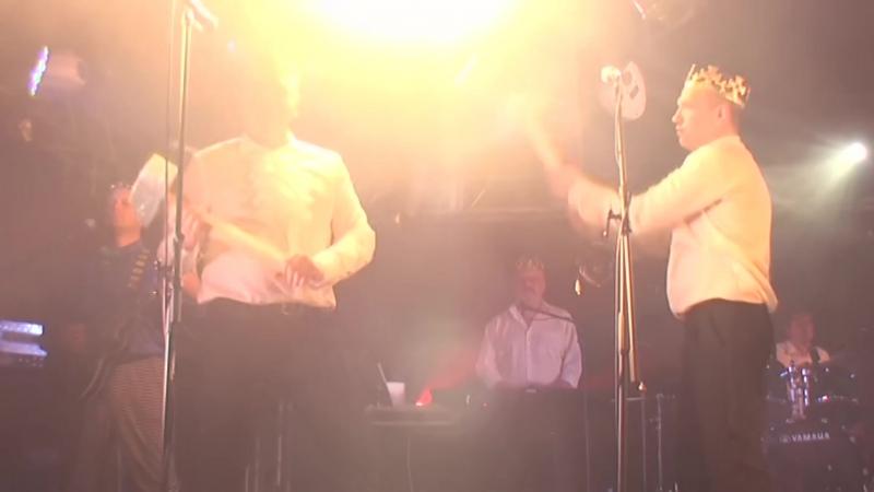 24 Н.О.М. – Jedem Das Seine – Концерт В Зале Ожидания (Санкт-Петербург) 10.07.2015