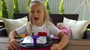 КЛАССНЫЕ КАРТИНКИ с блёсками для девочек ! ДЕТСКИЙ набор для творчества !