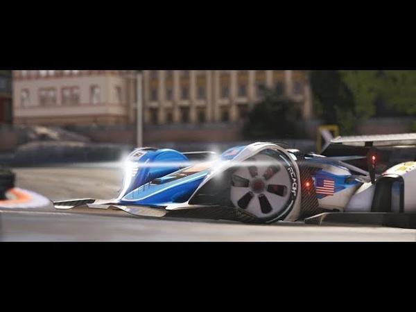 Xenon Racer футуристичная гонка на гиперкарах обзавелась датой релиза и новым трейлером