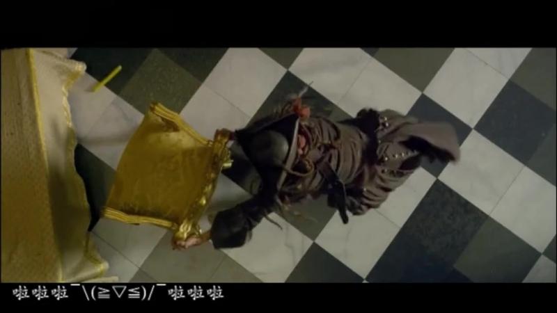 Реквизировано видеоклип по пейрингу СалазарДжек 【萨杰】-我的恋人是黑猫.