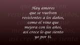 Shakira - Hay Amores - Letra