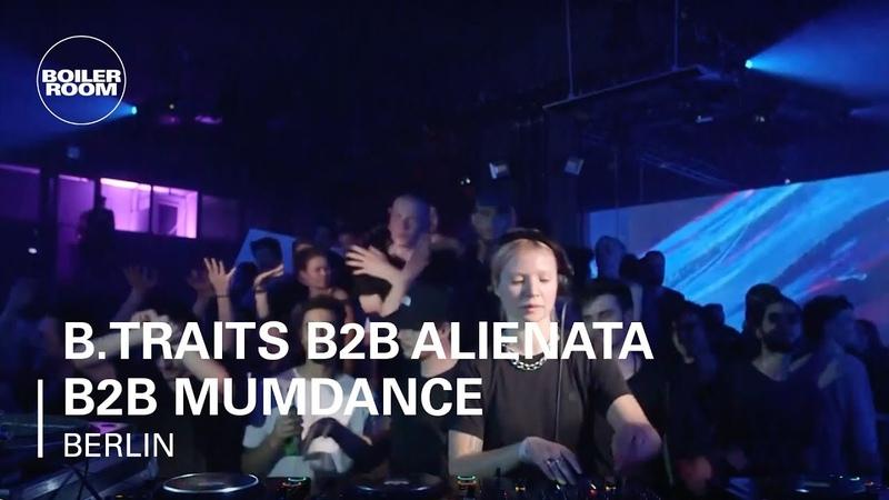 B.Traits b2b Alienata b2b Mumdance | Boiler Room x SCOPES | DJ Set