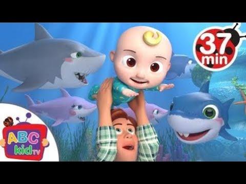 Bebé Tiburón | Más Canciones De Cuna Y Niños - Abckidtv