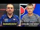 Мамедов Заур - Чубченко / Mamedov - Chubchenko на турнире 2018-11-20