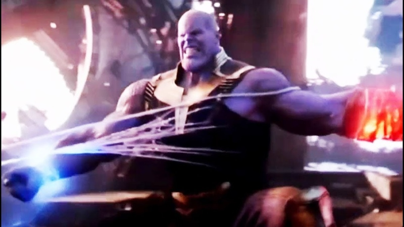 Avengers 3 - Infinity War ALL Avengers vs Thanos Fight Scenes | Wakanda Forever Fight Scenes