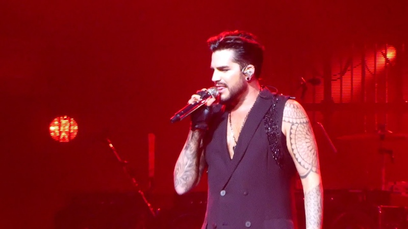 Q ueen Adam Lambert - I W ant It All - P ark Theater LV 091518