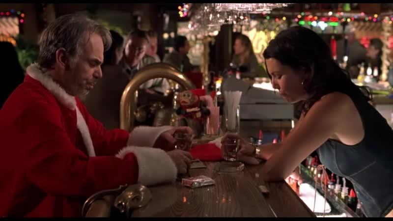 Плохой Санта - Я жрущий, пьяющий, срущий и ебущий Санта Клаус.