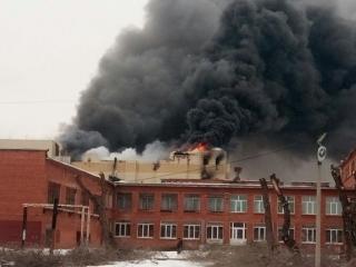 Пожар в ТРЦ Зимняя вишня Кемерово_ видео очевидцев паника внутри помещения - жуткие кадры 2018