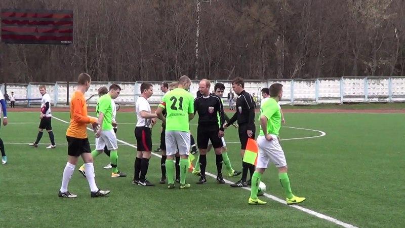 Открытие сезона Первенства России по футболу 3 дивизион группа Б в Серпухове