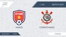 AFL19. United World 2. Day 1. Hanoi - Corinthians