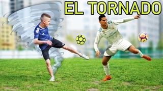 ОБУЧЕНИЕ ЭЛЬ ТОРНАДО! ФИНТ РОНАЛДУ ИЗ FIFA В РЕАЛЬНОЙ ЖИЗНИ! LEARN THE EL TORNADO RONALDO | TUTORIAL
