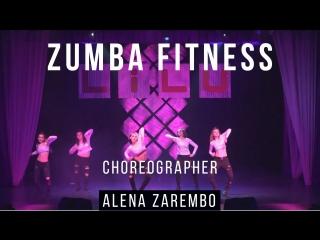 Группа танцевальной аэробики Зумба фитнес | Алена Зарембо