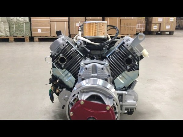 Двигатель Lifan 2V78-2A PRO для установки на Буран, Рысь, Тайга
