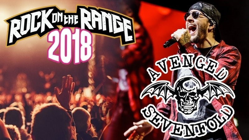 Avenged Sevenfold - Live At Rock on the Range (2018)