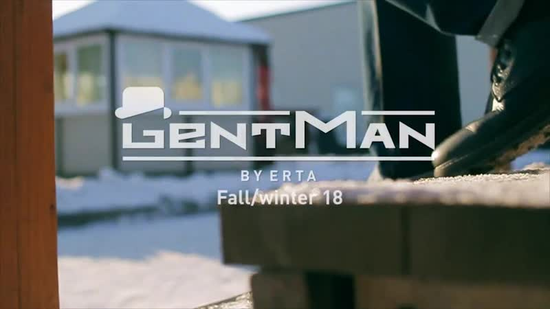Рекламная кампания GentMan Fall-Winter 18_19