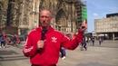 Notre Dame und Kölner Dom an beiden waren heute Feuerwehrmänner im Einsatz