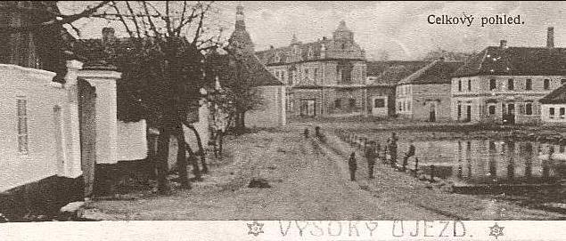 Чехия. Заброшенный замок