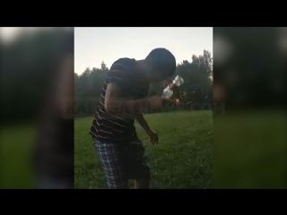 Калужанин решил разбить об голову бутылку в день ВДВ
