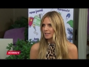 Heidi Klum Talks Engagement Rumors Gushes About Her BF He Was There When I Least Expected It