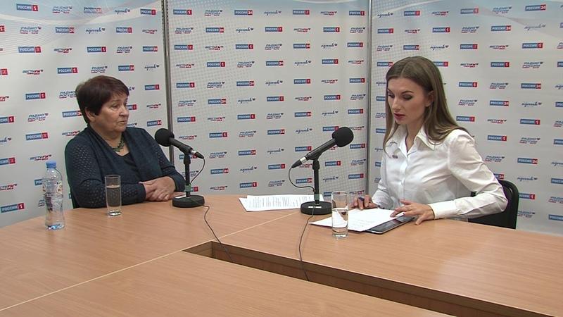 Регион-Live: почетный строитель России Анна Кашкарова о рабочих профессиях