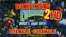 Donkey Kong Country 2 HD Remake - Bramble Scramble