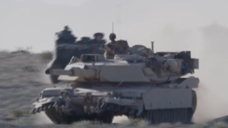 Мы спросили членов экипажа Абрамса, что они думают о российском танке Т-14 Армата нового поколения