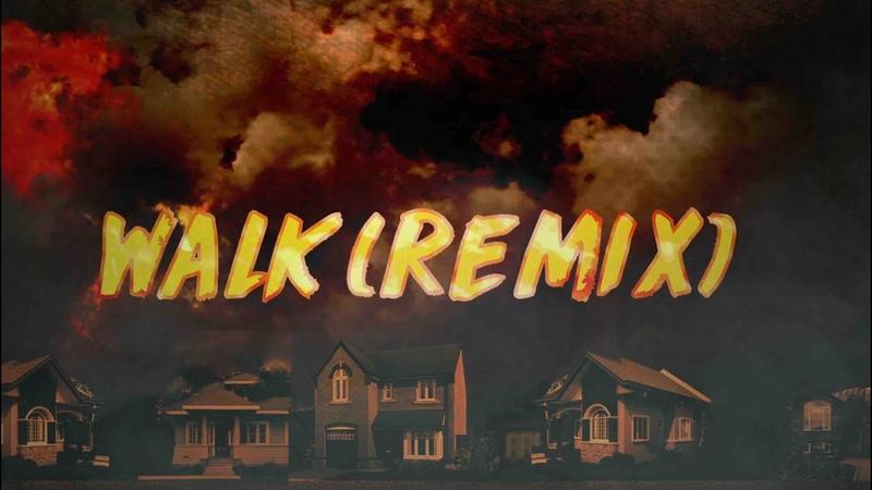 Comethazine A$AP Rocky - Walk (Remix) (Official Audio)