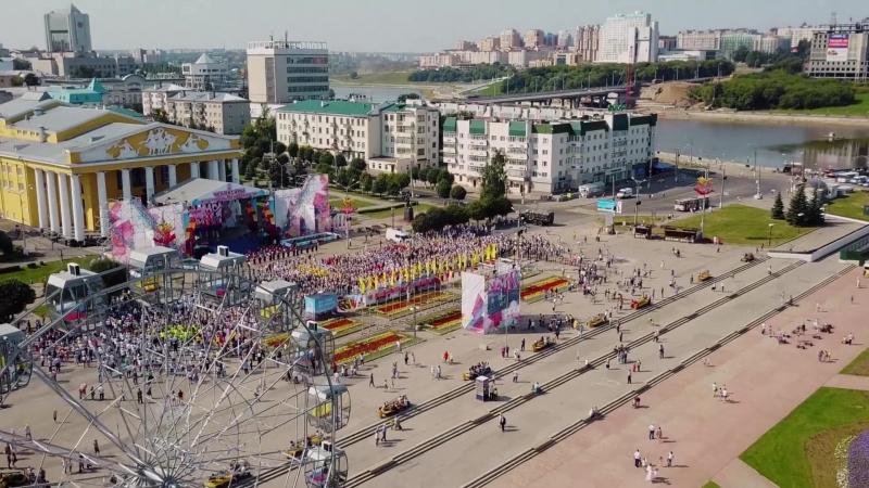 Видео анонс Красная площадь