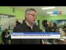 Кандидат от ЛДПР Гаврил Парахин проголосовал в своей родной школе Якутска