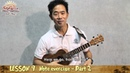 PukanaLa Channel - Lesson 9 C major scale test by Bruce Shimabukuro