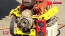 В Екатеринбурге проверяют состояние труб роботом диагностом разработанным АО Диаконт