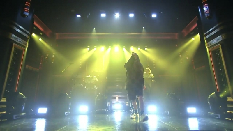 Billie Eilish Bellyache The Tonight Show Jimmy Fallon